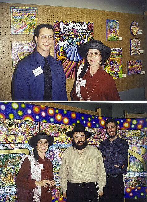 Brush of Color - Sacramento 2001